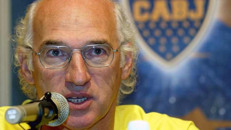 Carlos Bianchi, entraîneur le plus titré de Boca Junior, a de nouveau été nommé à la tête du club de Buenos Aires.  (TOSHIFUMI KITAMURA / AFP)