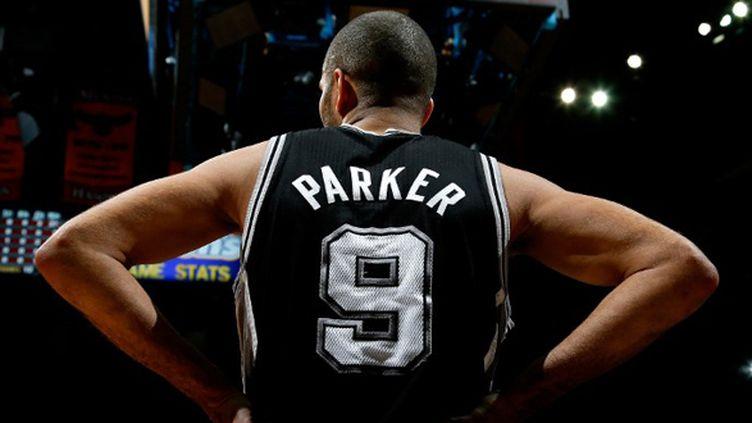 Tony Parker (San Antonio Spurs) (KEVIN C. COX / GETTY IMAGES NORTH AMERICA)
