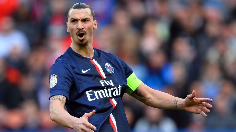 Zlatan Ibrahimovic dans un mauvais jour (MUSTAFA YALCIN / ANADOLU AGENCY)