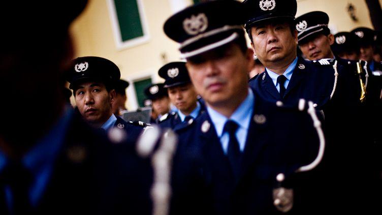 Un homme s'est fait passer pour un policier pendant deux ans en Chine avant d'être dénoncé par son ex-compagne. (AFTON ALMARAZ / PHOTONICA WORLD)