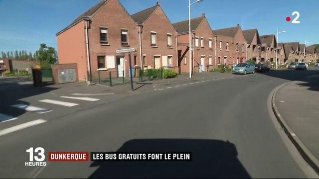 Dunkerque : la gratuité des transports en commun est un succès
