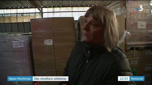 Alpes-Maritimes : des réveillons solidaires