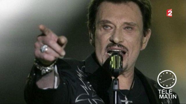 Les stars de la musique réagissent à la mort de Johnny Hallyday