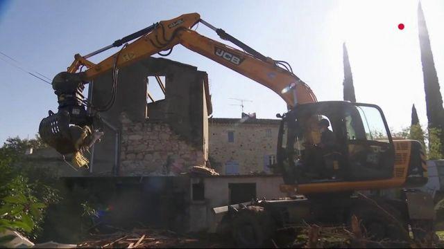 Ardèche : la vie au Teil, un an après le séisme