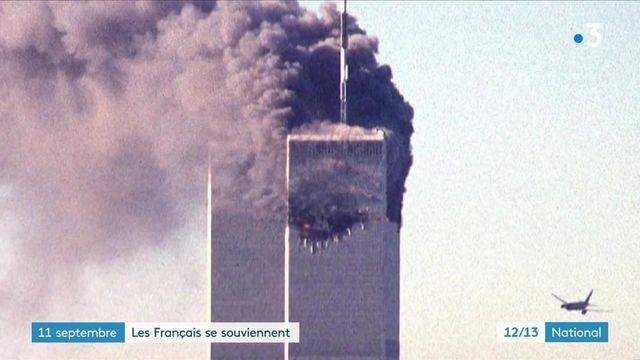 Attentats du 11-septembre : vingt ans après, les Français se souviennent encore de l'horreur des événements