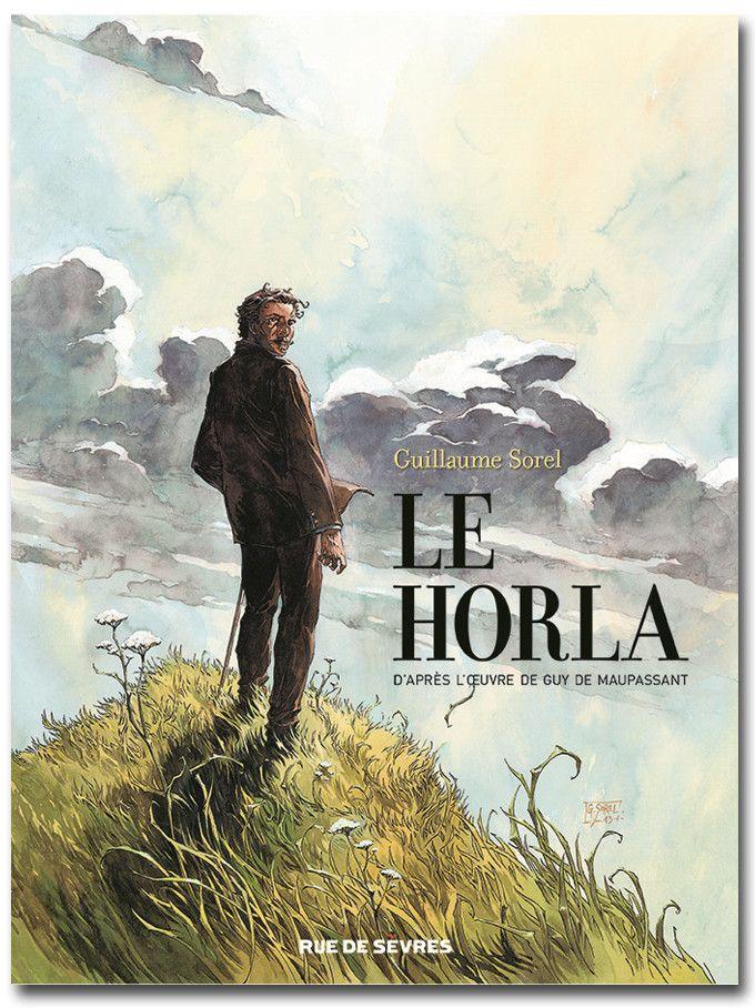 """""""Le Horla"""", d'après Maupassant  (Guillaume Sorel / Rue de Sèvres)"""