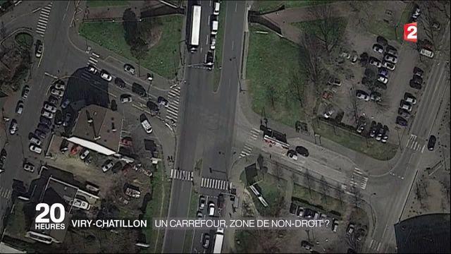 Viry-Châtillon : un carrefour devenu zone de non-droit ?