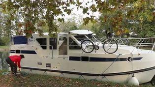 Tourisme : des vacances sur une péniche en Saône-et-Loire (France 3)