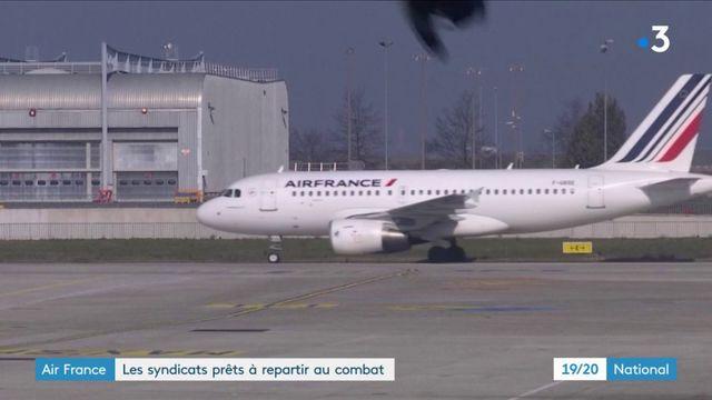 Air France : les syndicats prêts à repartir au combat