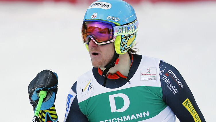 L'Américain Ted Ligety (? LEONHARD FOEGER / REUTERS / X00360)