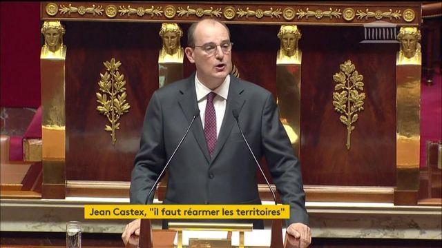 Discours de politique générale du Premier ministre Jean Castex