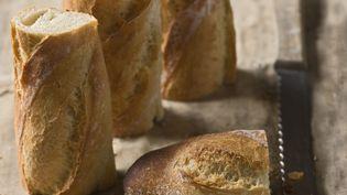 Le propriétaire de la boulangerie a décidé de recycler des invendus. (SUDRES JEAN-DANIEL / AFP)