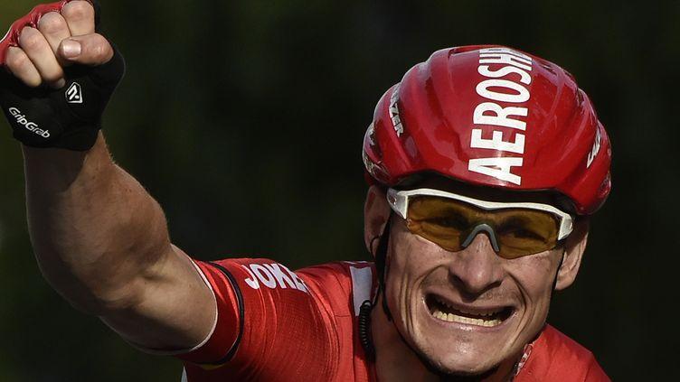 André Greipel  (JEFF PACHOUD / AFP)