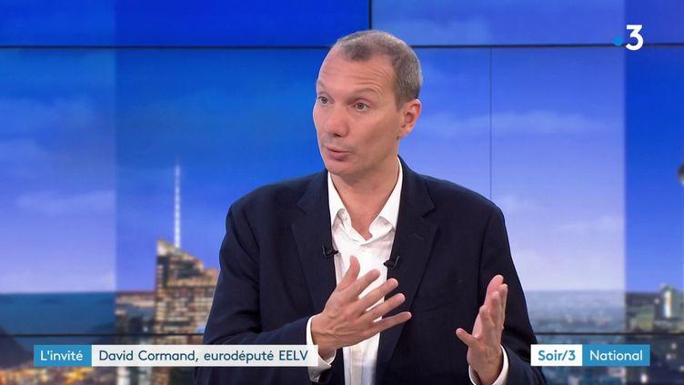 David Cormand (EELV) (France 3)