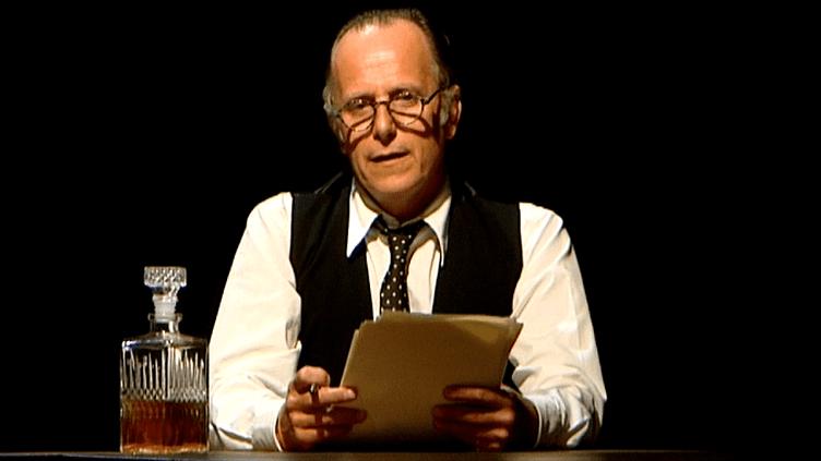 """Charles Berling dans """"Inconnu à cette adresse"""" interprète l'ami allemand resté à Munich  (France 3 / Culturebox)"""