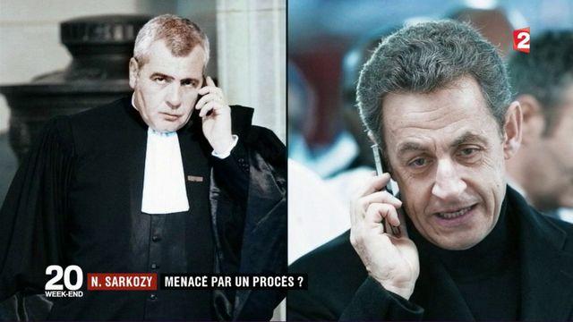 Affaire des écoutes : le PNF livre un lourd réquisitoire contre Nicolas Sarkozy
