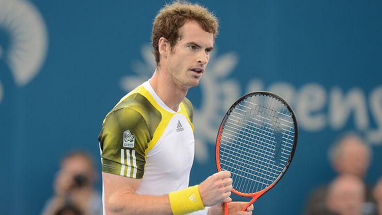 Le combatif Andy Murray