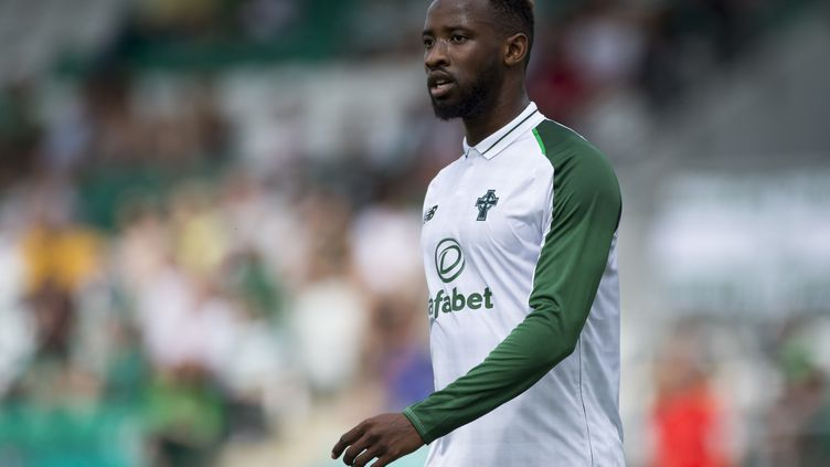Moussa Dembélé (ANDREW SURMA / NURPHOTO)