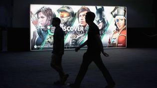 Le salon annuel du jeu vidéo E3 se tient du 11 au 13 juin 2019 à Los Angeles (Etats-Unis). (CHRISTIAN PETERSEN / GETTY IMAGES NORTH AMERICA)
