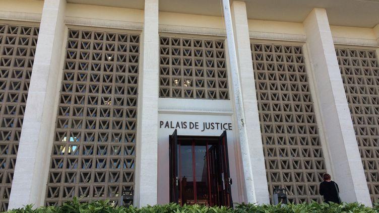 Le palais de justice de Saint-Nazaire. Photo d'illustration. (ANNE PATINEC / RADIO FRANCE)