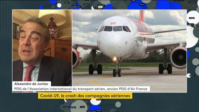 Coronavirus : le crash des compagnies aériennes