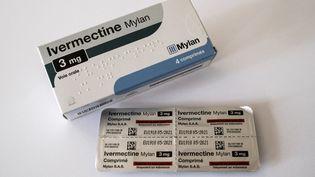 L'ivermectine est habituellement utilisée pour traiter des maladies parasitaires comme la gale. (SANDRINE MULAS / HANS LUCAS / AFP)