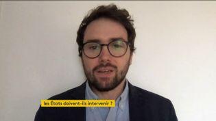 Lucas Chancel (FRANCEINFO)
