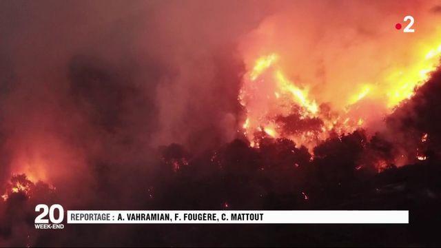 États-Unis : menacée par les incendies, la ville de Malibu évacuée