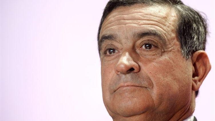 Le procureur Jean-Pierre Nadal, le 29 avril 2009, à Bordeaux (AFP/Jean-Pierre Muller)
