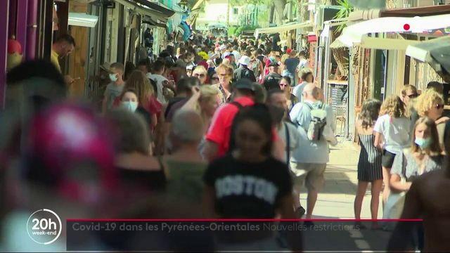 Covid-19 : nouvelles restrictions sanitaires dans les Pyrénées-Orientales