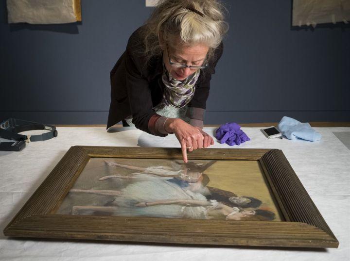 """Degas : une passion pour la perfection"" de David Bickerstaff  (David Bickerstaff)"