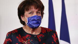 La ministre de la Culture, Roselyne Bachelot, le 11 février 2021, à Paris. (FRANCOIS MORI / AFP)
