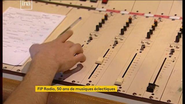 Culture : Radio FIP fête ses 50 ans