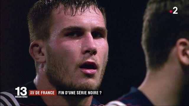 XV de France : fin d'une série noire ?