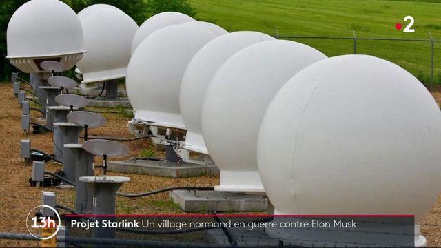 Manche : un village se dresse contre le milliardaire américain Elon Musk