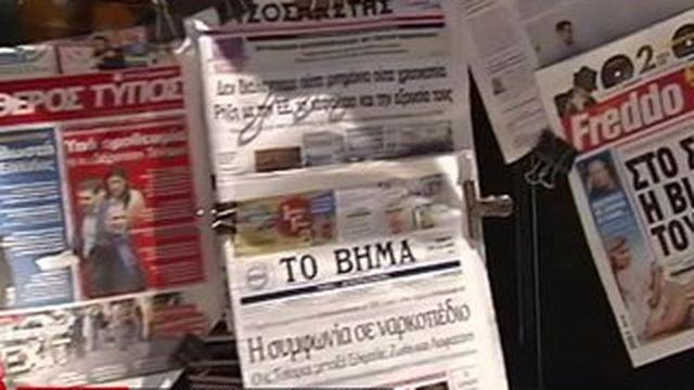 Grèce : entre incertitude et colère à Athènes