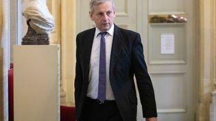 Jean-René Cazeneuve à l'Assemblée nationale le 5 février 2019. (CHRISTOPHE MORIN / MAXPPP)