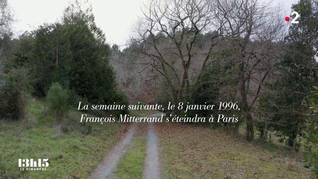"""VIDEO. Jack Lang se souvient du dernier réveillon à Latche de François Mitterrand qui """"décidait souverainement de s'acheminer vers la fin"""""""
