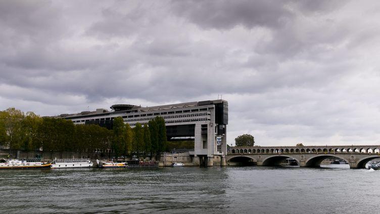 Le ministère de l'Economie à Paris, le 26 octobre 2018. (MAXPPP)