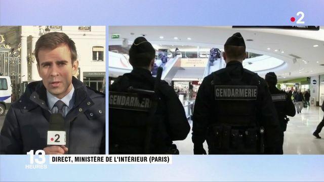 "Fusillade à Strasbourg : la France placée en ""urgence attentat"""