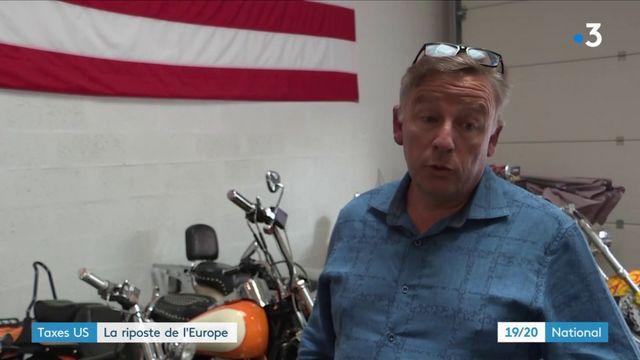 Taxes américaines : l'Europe réagit