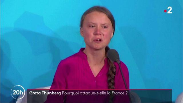 Greta Thunberg : pourquoi attaque-t-elle la France ?