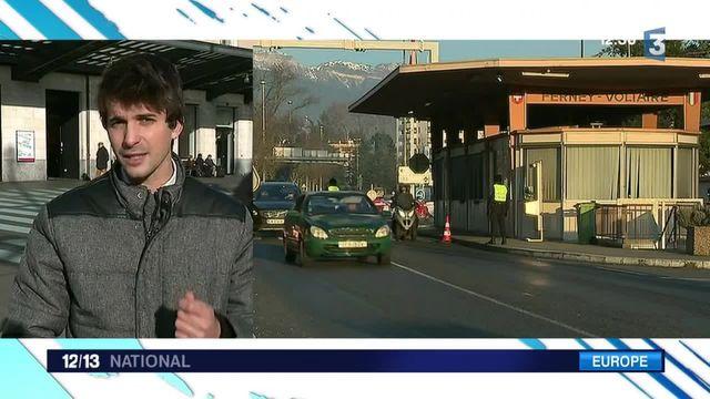Menace terroriste : journée sous haute tension à Genève