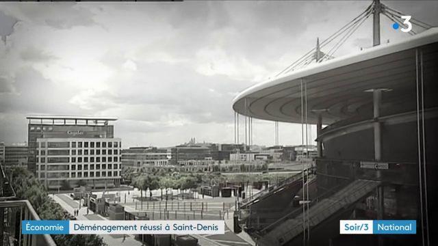 Seine-Saint-Denis : la réussite du quartier d'affaires de la Plaine-Saint-Denis