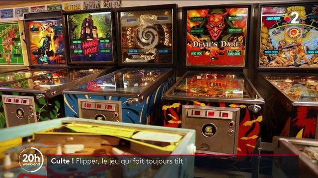 Culte : le flipper, itinéraire d'un jeu rock'n'roll