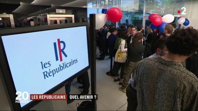 Quel avenir pour Les Républicains après la démission de Laurent Wauquiez ?