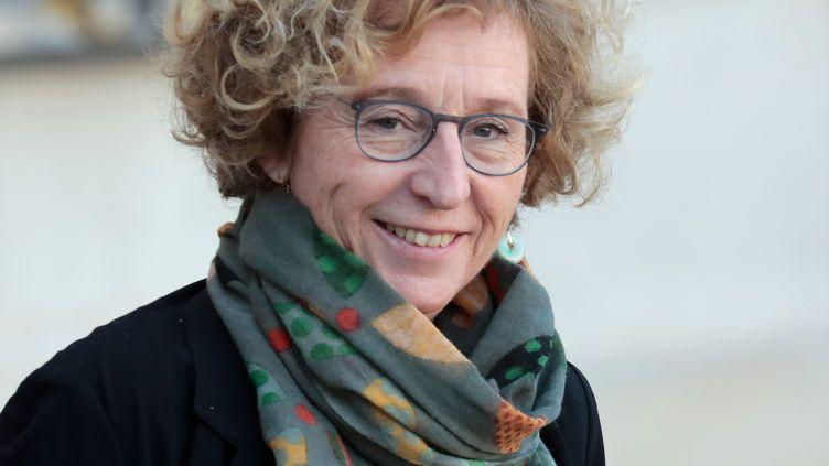 La ministre du Travail Muriel Pénicaud, le 13 février 2019. (LUDOVIC MARIN / AFP)