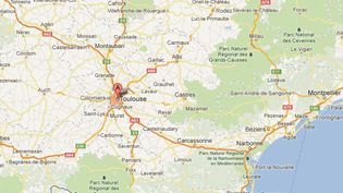 Un garçon de 8 ans s'est pendu, jeudi 17 mai au soir, à Toulouse. (GOOGLE MAPS / FTVI)