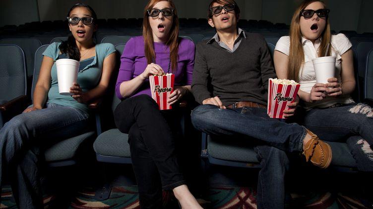 """Les spectateurs s'attendaient à """"La Reine des neiges"""", le dernier Disney, lorsqu'ils ont été confrontés à un film porno. (STEVE DEBENPORT / E+ / GETTY IMAGES)"""