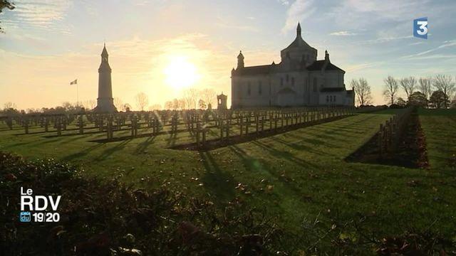 11-novembre : les gardes d'honneur de Notre-Dame-de-Lorette